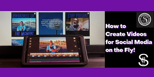 How to Create Videos for Social Media on the Fly!