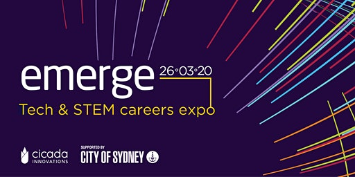 Emerge 2020 - STEM Tech & Careers Expo