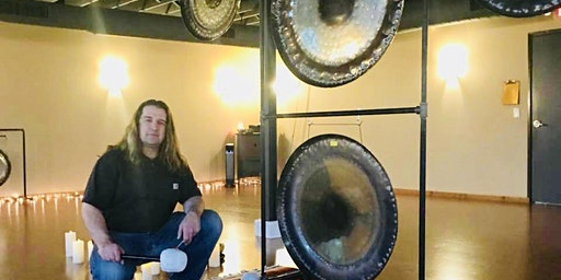 Sacred Wave Gong Immersions Meditations Petoskey