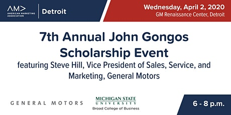 The Rapid Innovation of Marketing & Insights: 7th Annual John Gongos Scholarship Event  tickets