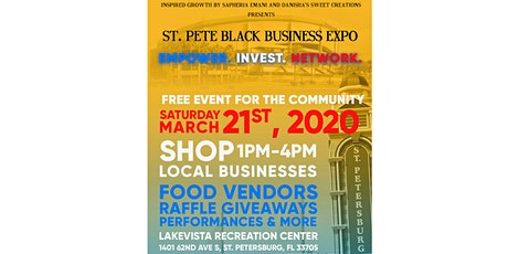 St. Pete Black Business Expo tickets