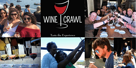 Get on the List For Wine Crawl Raleigh tickets