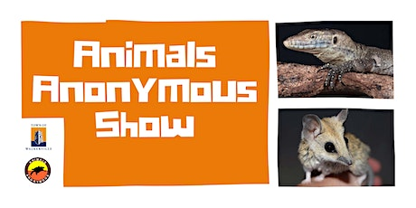 CANCELLED - Animals Anonymous Show tickets