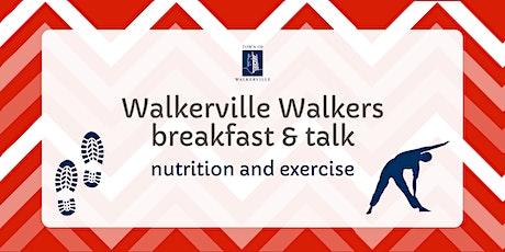 CANCELLED - Walkerville Walkers breakfast & talk tickets