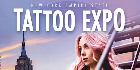NY Empire State Tattoo Expo 2021NYC  tickets