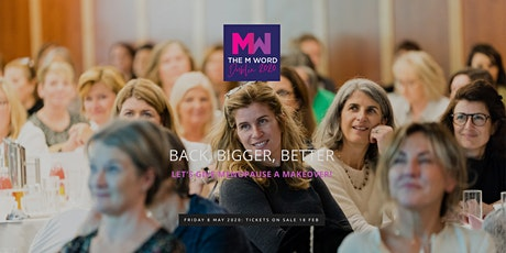 The M Word Event Dublin 2020 in partnership with Linwoods Healthfoods tickets