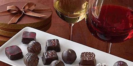 Wine Walk & Chocolate Pairing biglietti