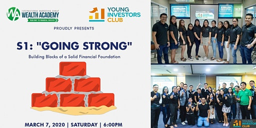 Young Investors Club CEBU - GOING STRONG Talk