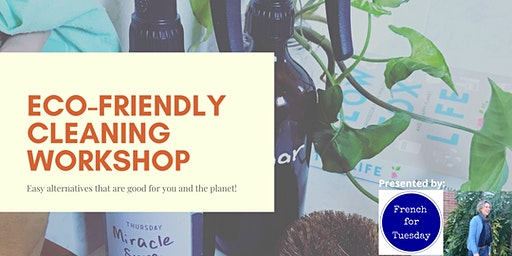 Eco Friendly Cleaning Workshop