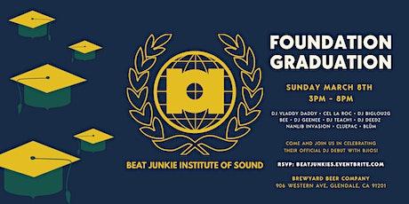 BJIOS Foundation Graduation tickets