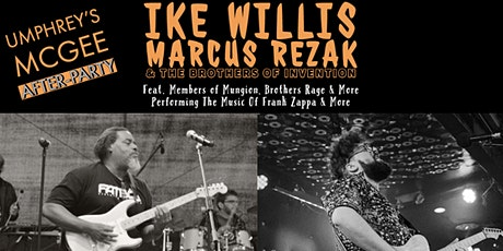 Ike Willis, Marcus Rezak & The Brothers Of Invention  at The Funhouse tickets