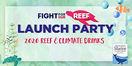 Cairns Reef Launch Party 2020 tickets