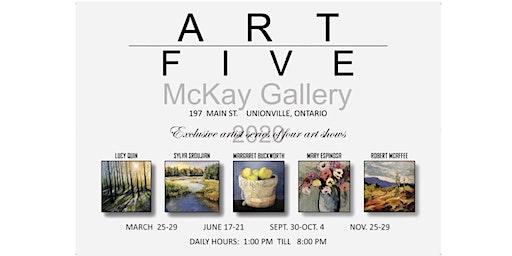Art Five Show