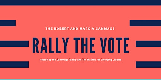 Robert & Marcia Gammage: Get Out & Vote Rally