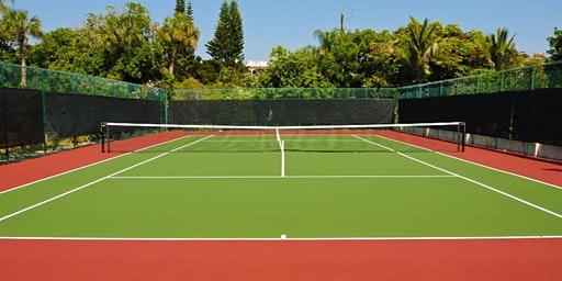 2020 Maribyrnong Get Active! Expo - Kingsville Tennis Club Open Day (West Footscray)