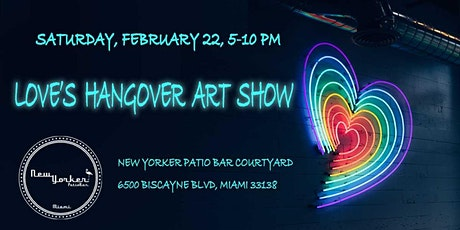 Love's Hangover Art Show tickets