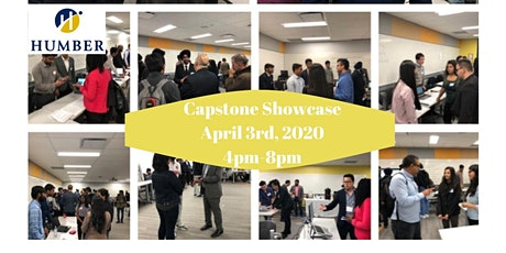 Humber College Technology Capstone Showcase 2020 tickets