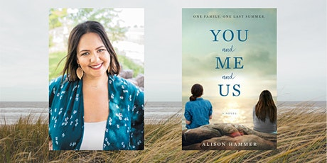 Alison Hammer - You and Me and Us Book Launch tickets