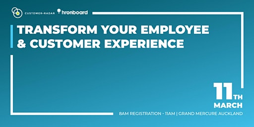Transform Your Customer & Employee Experience