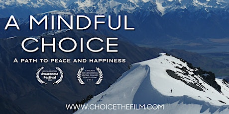 A Mindful Choice Documentry and Ascension Introduction Talk, Wonga Park Vic tickets