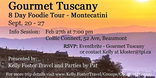 Gourmet Tuscany - Foodie Tour