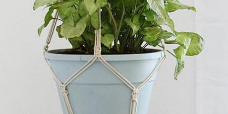 March Craft Night - Plant Hangers @MWS Commonplace Coffee tickets