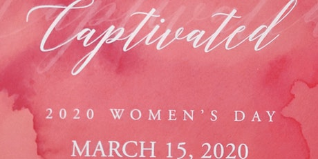 2020 Southland Women's Day: Captivated tickets
