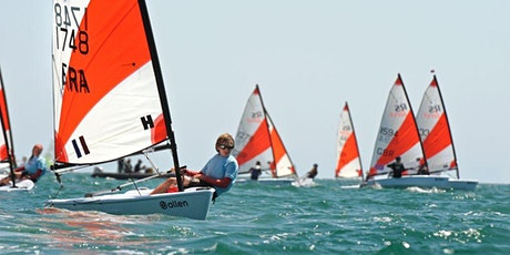 2020 Summer Sailing Camp in SF tickets
