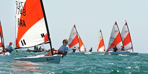 2020 Summer Sailing Camp in SF