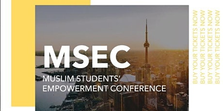 Muslim Students' Empowerment Conference tickets