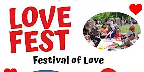 LOVE FEST tickets