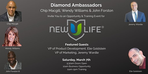 NUL Baltimore Opportunity & Training Event