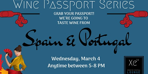 Passport Wine Series:  SPAIN & PORTUGAL