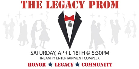 The Legacy Prom tickets