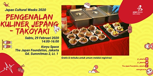 Pengenalan Masakan Jepang - Takoyaki