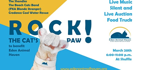 Rock the Cat's Paw tickets