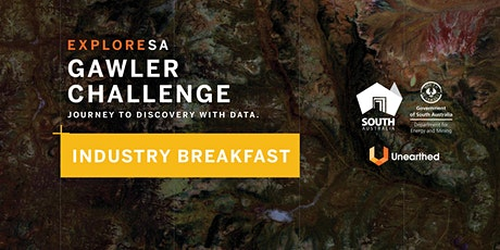 ExploreSA: The Gawler Challenge - Industry Breakfast tickets