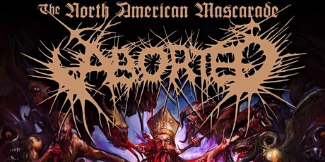 Aborted, The Kennedy Veil, Purification By Fire , The Scattering, Qarin tickets