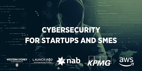 Cybersecurity for Startups and SMEs tickets
