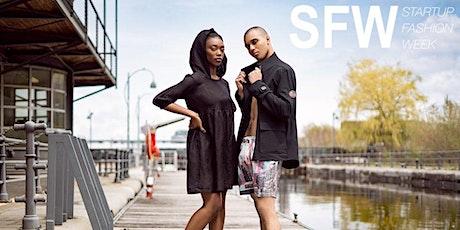 Startup Fashion Week (SFW) Runway Show #SFWMontreal billets