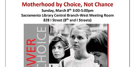 Motherhood by Choice, Not Chance tickets