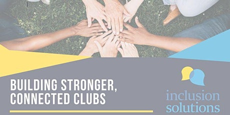 Building Stronger, Connected Clubs tickets