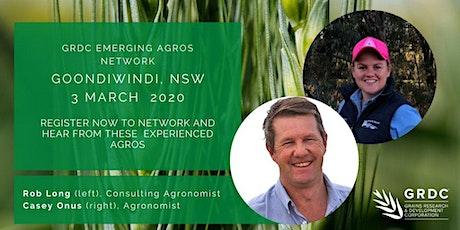 GRDC Emerging Agros Network | Goondiwindi tickets