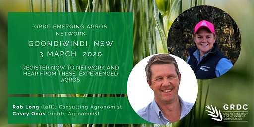 GRDC Emerging Agros Network | Goondiwindi
