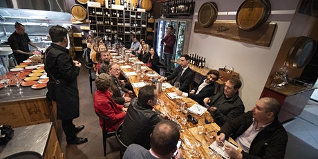 A TASTE OF TUSCAN WINES tickets