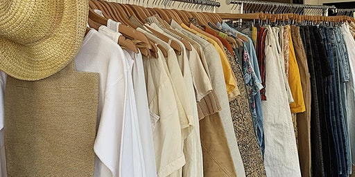 blaksands - a curated vintage & sustainable clothing POP UP