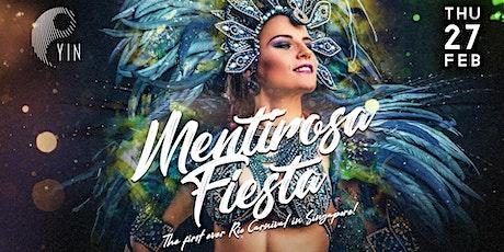 Mentirosa Fiesta tickets