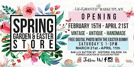 Spring Garden & Easter Store! tickets