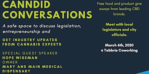 Canndid Cannabis Conversations