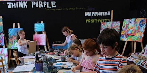 SATURDAY KIDS ART CLUB
